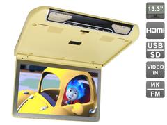 Автомобильный потолочный монитор AVIS Electronics AVS440MPP (бежевый)