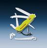 Нож Victorinox Rescue Tool, 111 мм, 14 функций, желтый