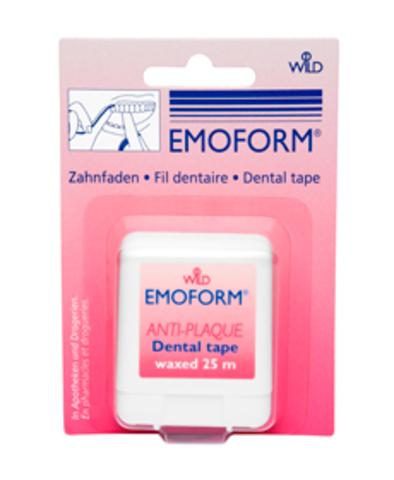 Зубная нить вощеная Эмоформ Emoform Dr.Wild, 25 м