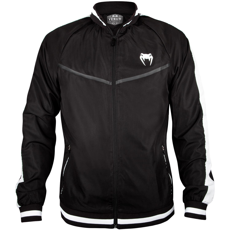 Толстовки/Олимпийки Олимпийка Venum Club Track Jacket - Black 1.jpg