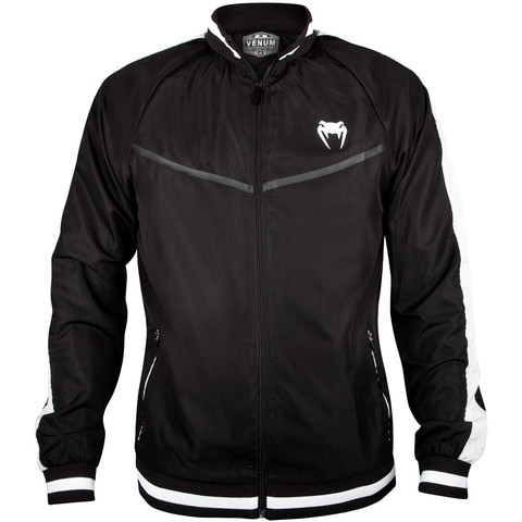 Олимпийка Venum Club Track Jacket - Black