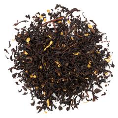"""""""Черный чай с имбирем"""" 100гр, черный чай с добавками"""