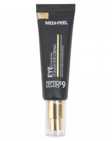 MEDI-PEEL Крем омолаживающий для век с пептидами Peptide Balance 9 Eye Hyaluronic Volumy Eye Cream 40 мл.
