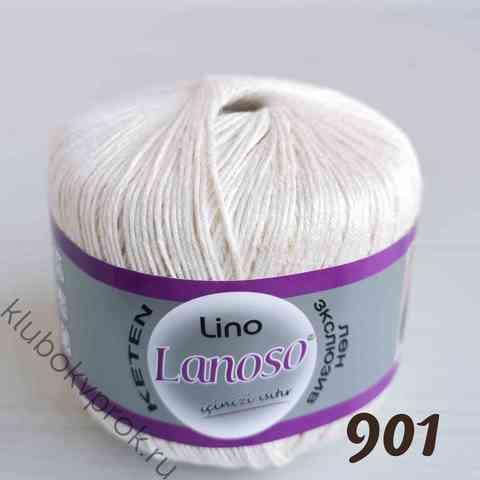 LANOSO LINO 901, Молочный