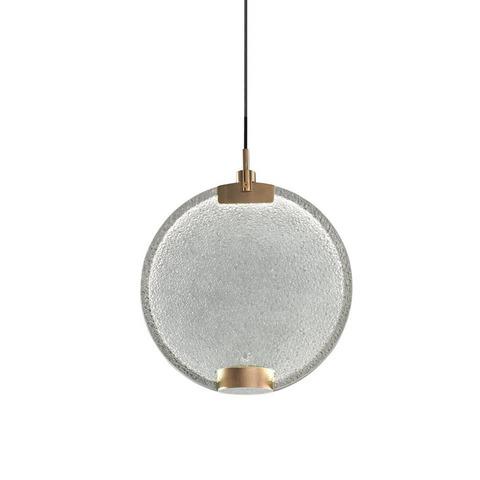 Подвесной светильник Horo by Masiero (прозрачный)