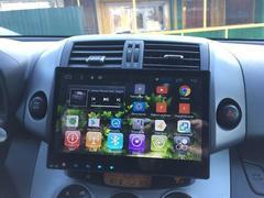 Магнитола для Toyota RAV4 2006-2012 Android 9.0 2/32 модель CB3006T8