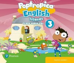 Poptropica English Islands 3 Class CD