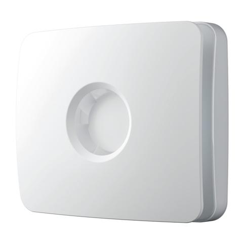 Накладной вентилятор FRESH Intellivent ICE (WiFi управление, таймер, датчик влажности, программируемый, LED-подсветка)