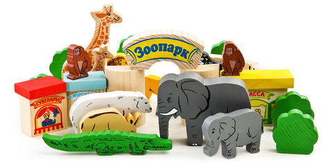 томик зоопарк