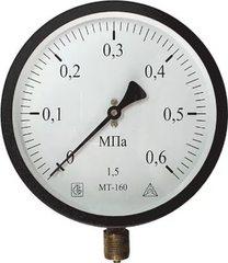 Манометр МТ -160