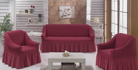 Набор чехлов на трехместный диван и два кресла Cosimo