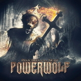 Powerwolf / Preachers Of The Night (RU)(CD)