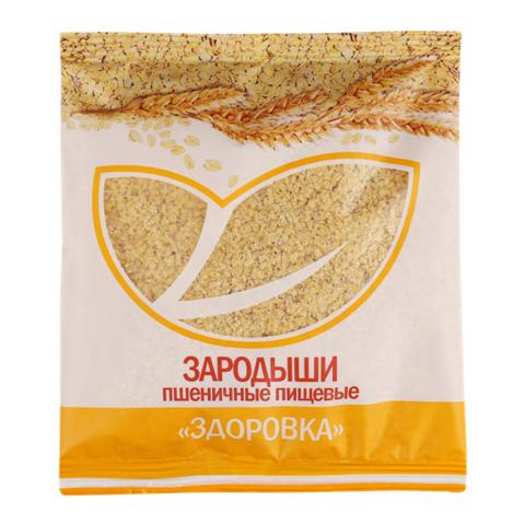 Зародыши пшеничные Здоровка 150г