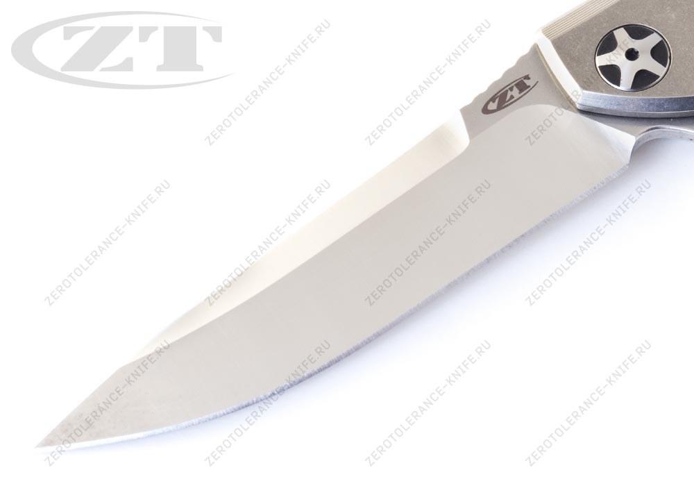 Нож Zero Tolerance 0452Ti Sinkevich - фотография