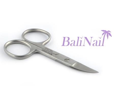 Ногтевые ножницы (матовые)  - изогнутые