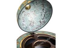 Глобус-бар напольный «Da  Vinci», фото 2