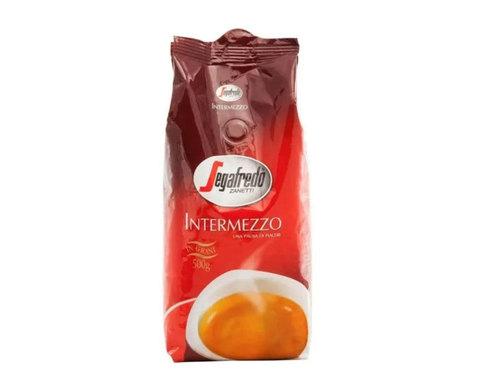 купить Кофе в зернах Segafredo Intermezzo, 500 г