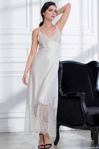 Длинная женская сорочка Mia-Amore AFRODITA АФРОДИТА 2168