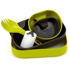 Набор посуды Wildo Camp-A-Box Complete Lime - 2