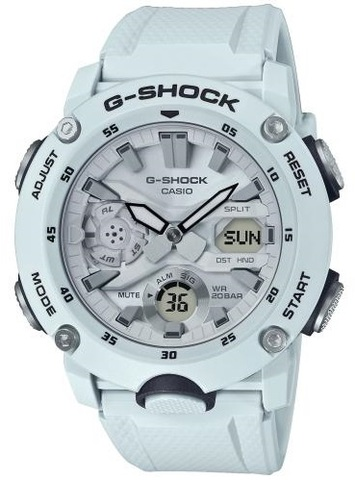 Часы мужские Casio GA-2000S-7AER G-Shock