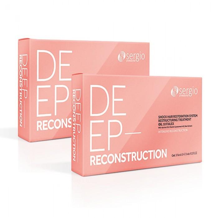 Система Sergio Professional Deep Reconstruction