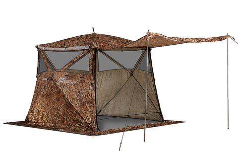 Кухня-шатер HIGASHI Pyramid Camp Camo