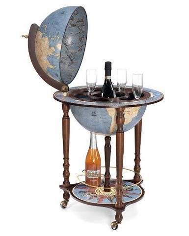 Глобус-бар напольный «Da  Vinci»