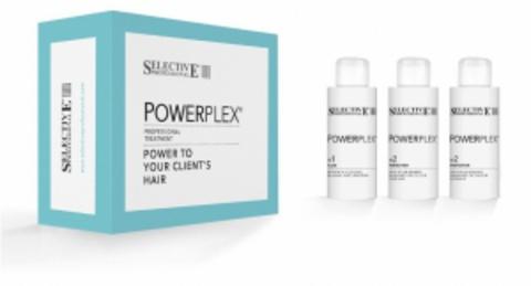 Набор для двухшаговой процедуры,Selective Powerplex 3*100 мл.