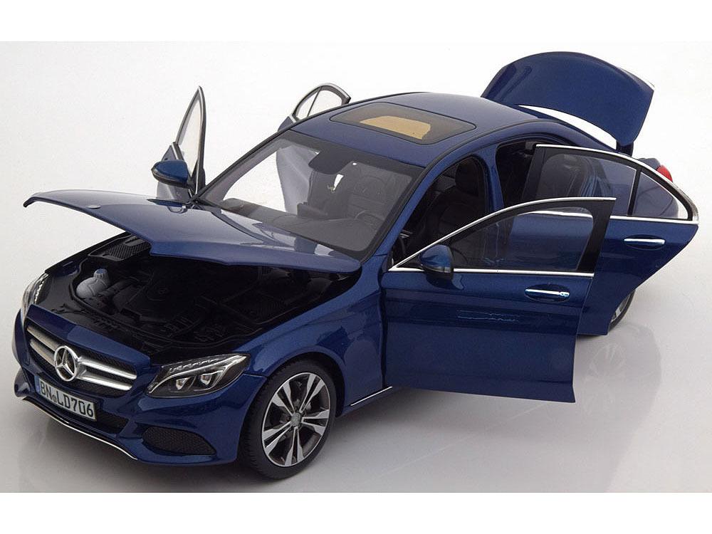 Коллекционная модель Mercedes-Benz W205 C-Class 2014