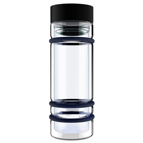 Бутылка Asobu Bumper (0,4 литра), серая