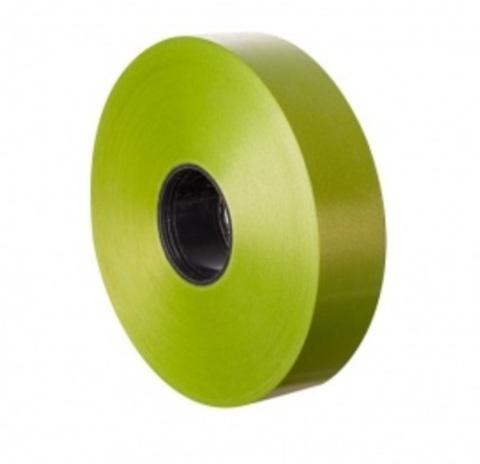 Лента полипропиленовая (размер: 30 мм х 100 м), цвет: хаки