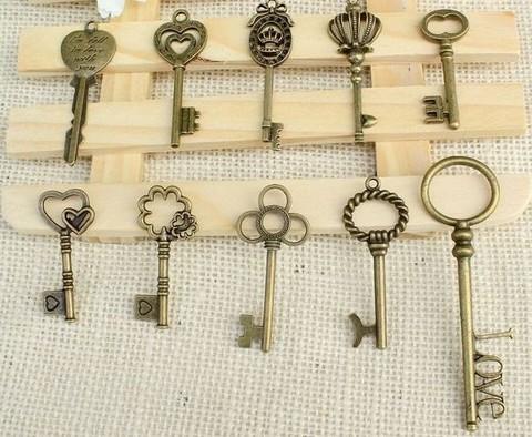 Сказочные ключи