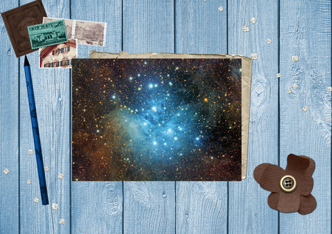 Вселенная и звезды 2