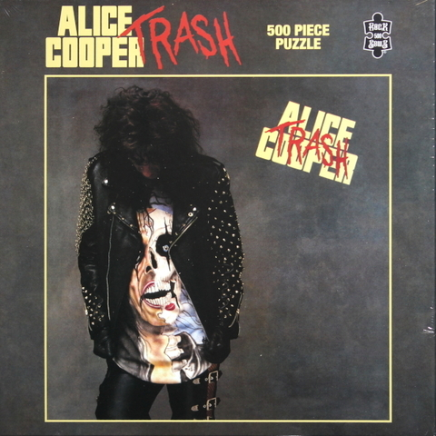 Alice Cooper / Trash (Пазл)