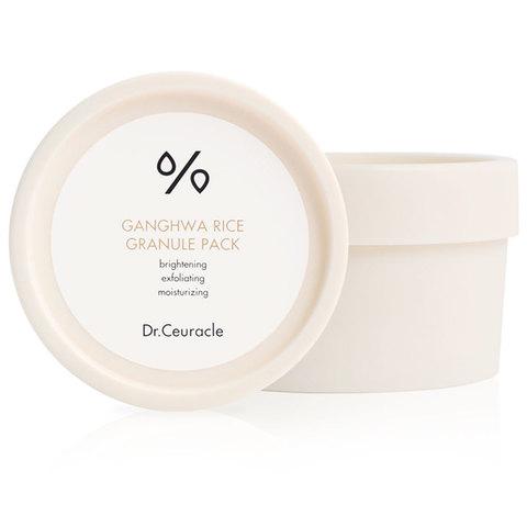 Dr.Ceuracle Маска для лица рисовая - Ganghwa rice granule pack, 115г