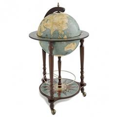 Глобус-бар напольный «Da  Vinci», фото 3