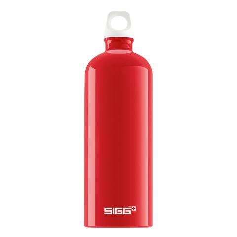 Бутылка Sigg Fabulous (1 литр), красная