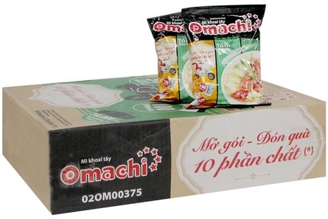 Сублимированная лапша OMACHI со вкусом