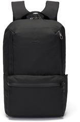 Рюкзак антивор Pacsafe Metrosafe X ECO, черный, 20,5 л. - 2