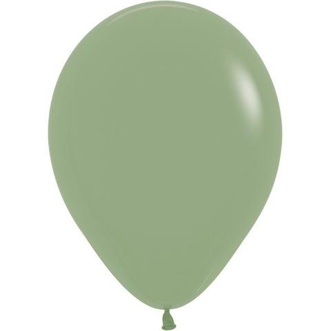 Воздушный шар оливковый эвкалипт