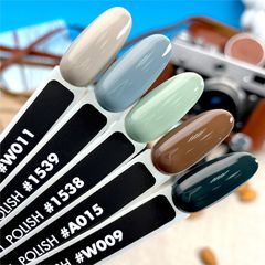 Гель-лак (Gel polish) #W011, 10 ml