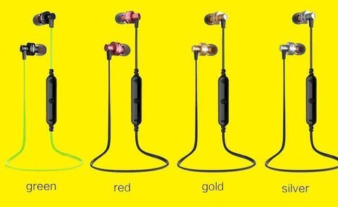 Наушники Awei AK7 цвет золото