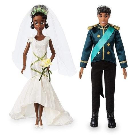 Дисней Принцесса и лягушка Тиана и Принц Навин