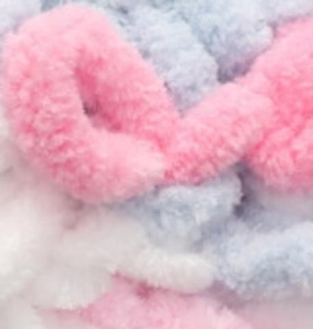 Пряжа Puffy Fine Color цвет 5945, фото