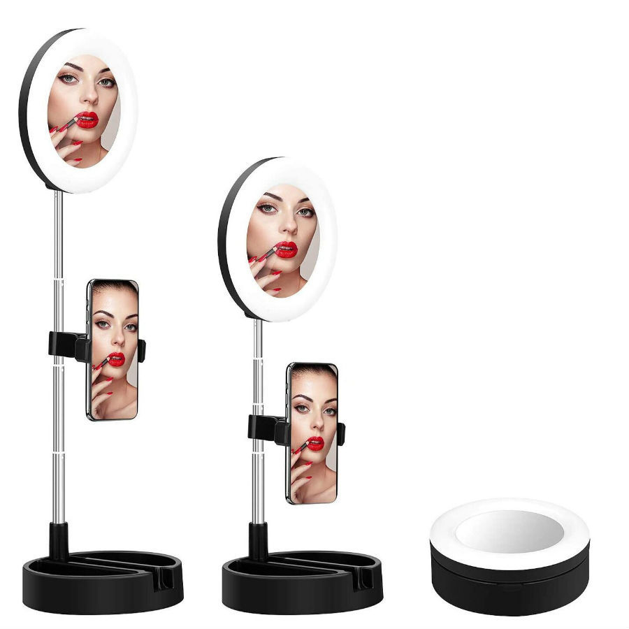 Популярные товары Селфи лампа-зеркало на штативе с держателем для телефона selfi-zerkalo-na-shtative-s-derzhatelem-dlya-telefona.jpg