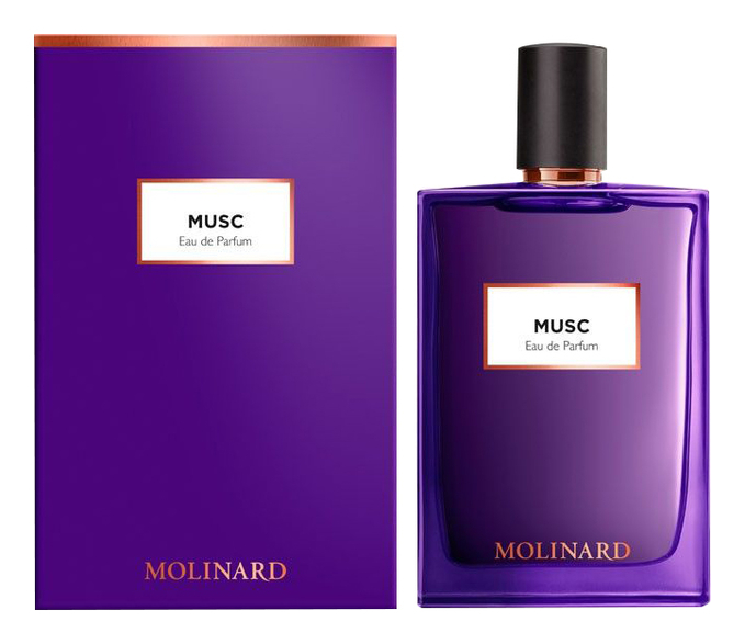 Molinard Les Elemnets Musc EDP
