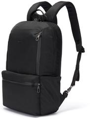 Рюкзак антивор Pacsafe Metrosafe X ECO, черный, 20,5 л.