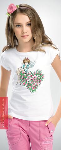 GTR461 футболка для девочек