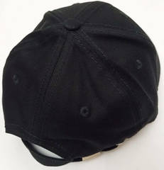 Черная кепка с надписью The North Face NN80613 Black