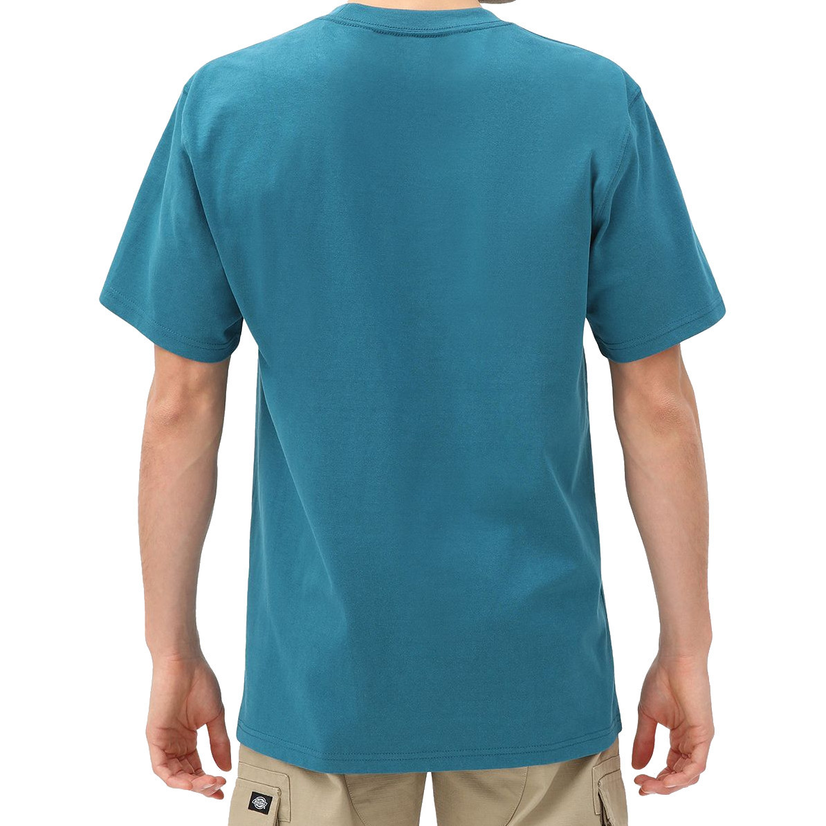 Футболка DICKIES Porterdale (Coral Blue)